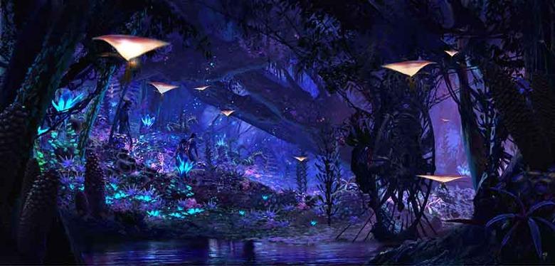 Na'vi River Journey Avatar Avatarland