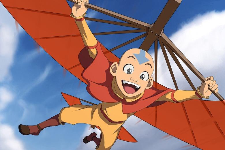 avatar the last airbender animated movie