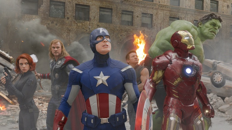 The Avengers Group