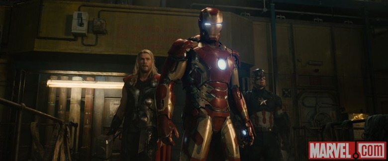 Avengers Age of Ultron home video