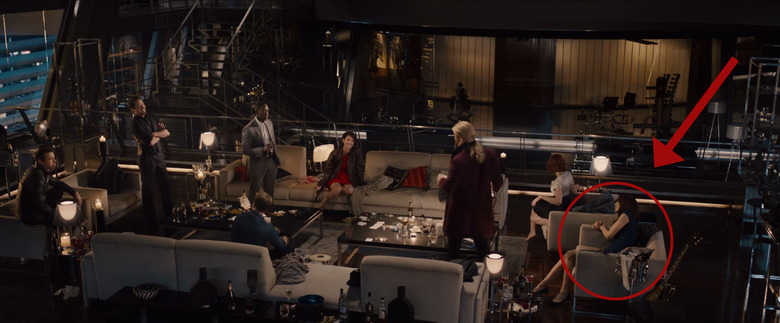 Age of Ultron mystery woman