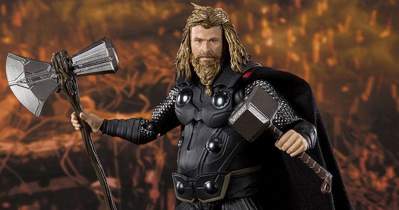 Avengers Endgame Final Battle Thor Action Figure
