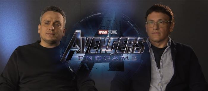 Avengers Endgame Final Scene