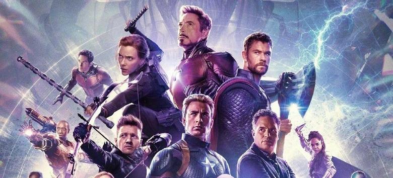 Avengers Endgame Runtime