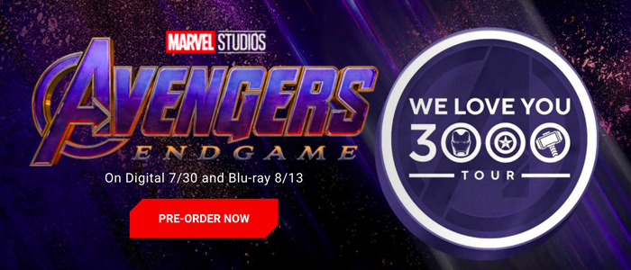 Avengers Endgame Tour