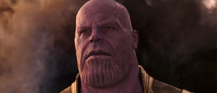 Infinity War Opening Scene