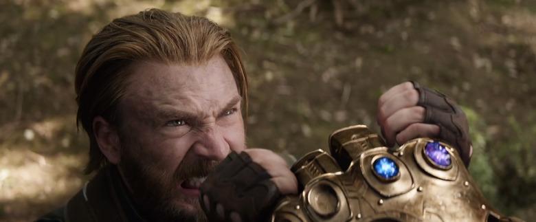 Avengers Infinity War Trailer Breakdown - Captain America