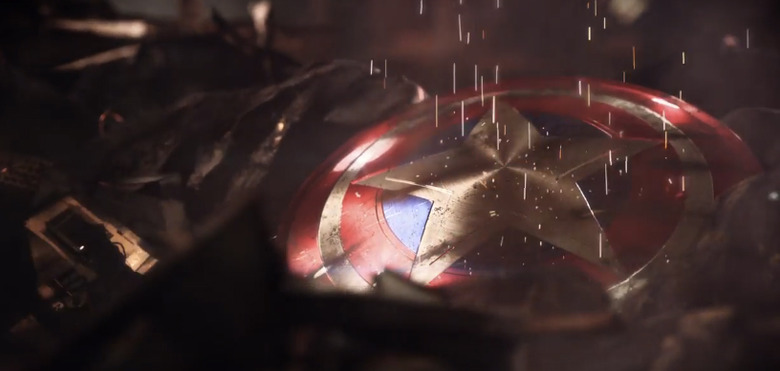 The Avengers Video Game