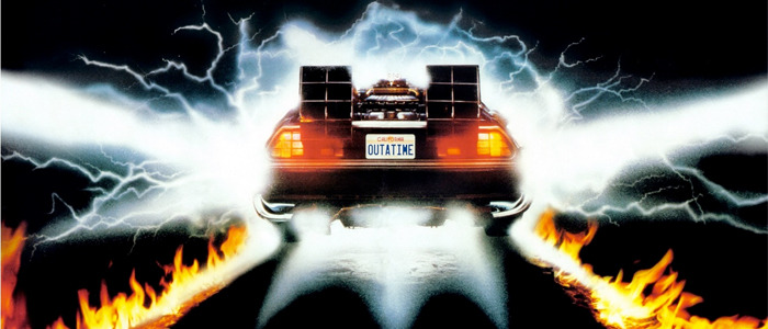 Back to the Future 30th anniversary Blu Ray