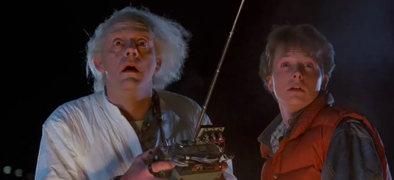 back to the future 4k giveaway