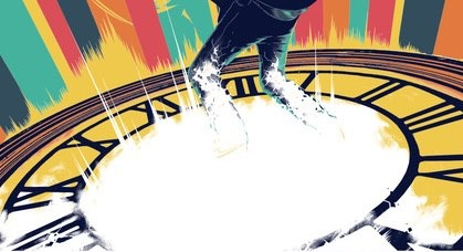 Back to the Future Matt Taylor Poster