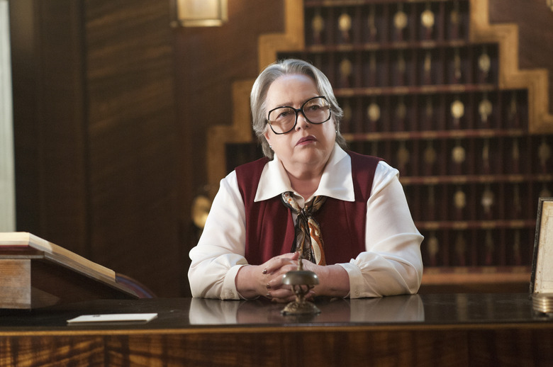 Kathy Bates in American Horror Story Hotel