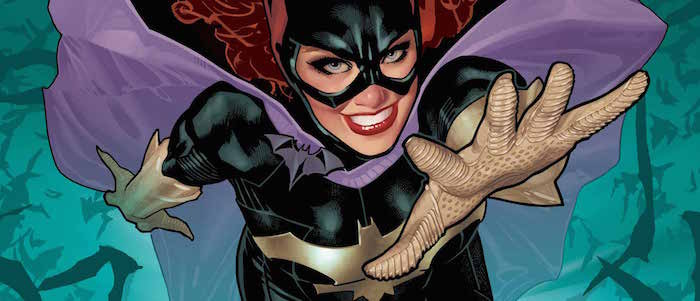 batgirl movie story