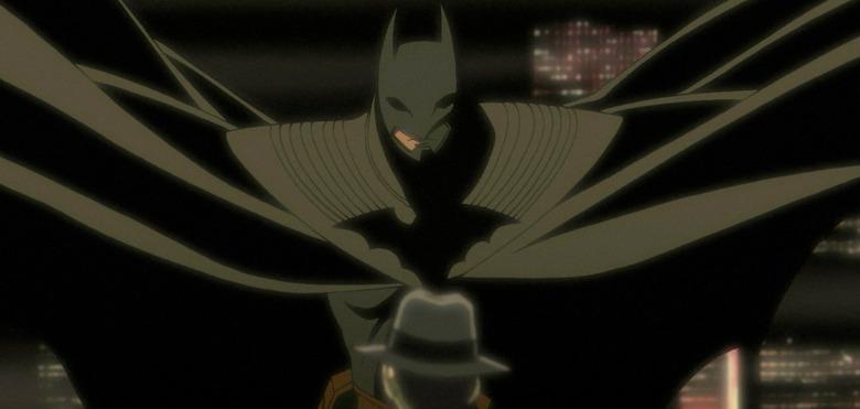 Batman Gotham Knight - Batman Ninja Anime