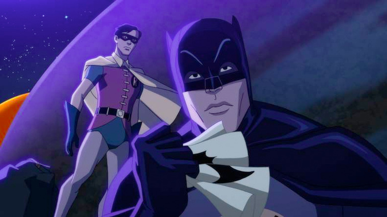 Batman Return of the Caped Crusaders in Theaters