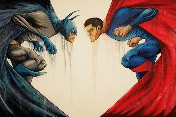 Alex Pardeen - Batman vs Superman