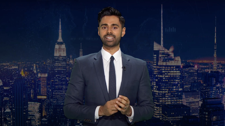 Batman Unburied Audio Drama Casts Daily Show Star Hasan Minhaj As The Riddler