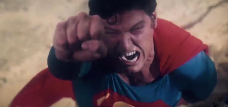 Batman v Superman Retro Trailer