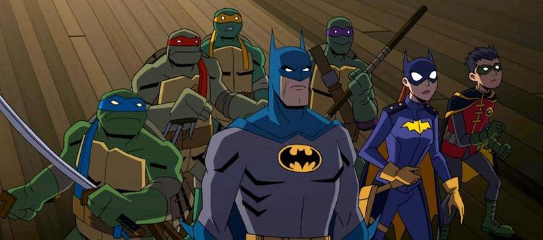 Batman vs Teenage Mutant Ninja Turtles Animated Movie