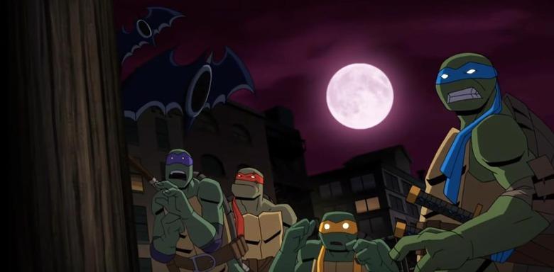 Batman vs Teenage Mutant Ninja Turtles Trailer