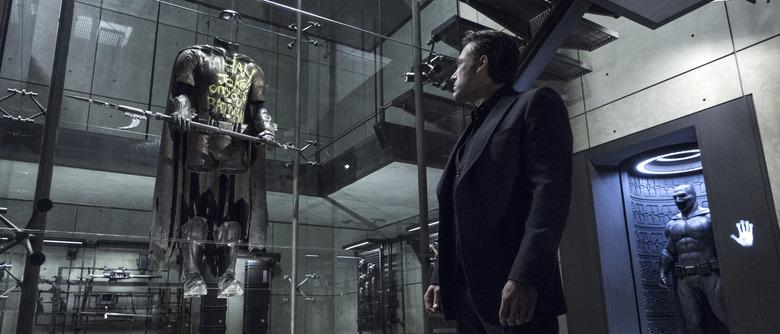 Ben Affleck in Batman v Superman Dawn of Justice