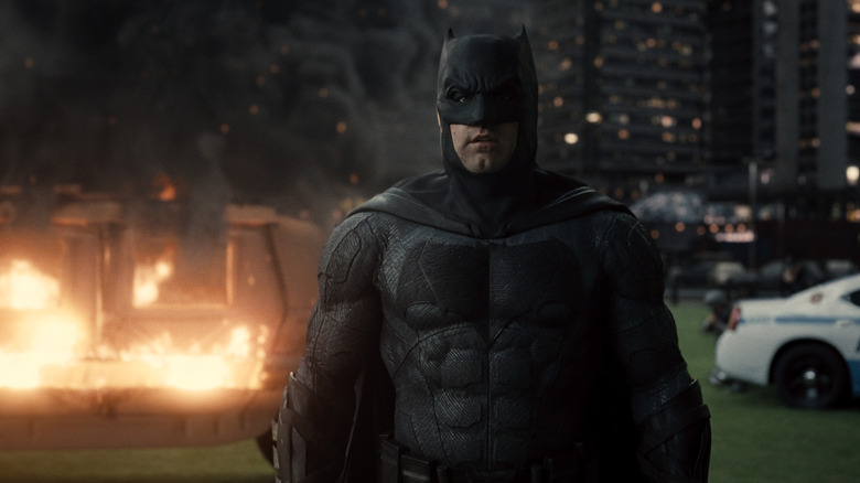 Ben Affleck Had  A Great Time  Playing Batman Again In The Flash, Calls Justice League  Difficult