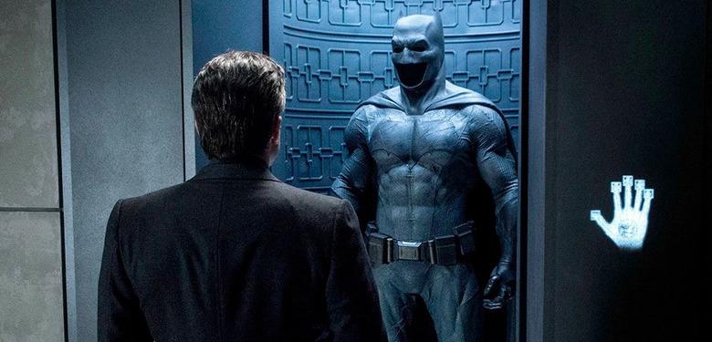 Ben Affleck's Batman Movie Release Date