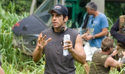 Ben Stiller Directing