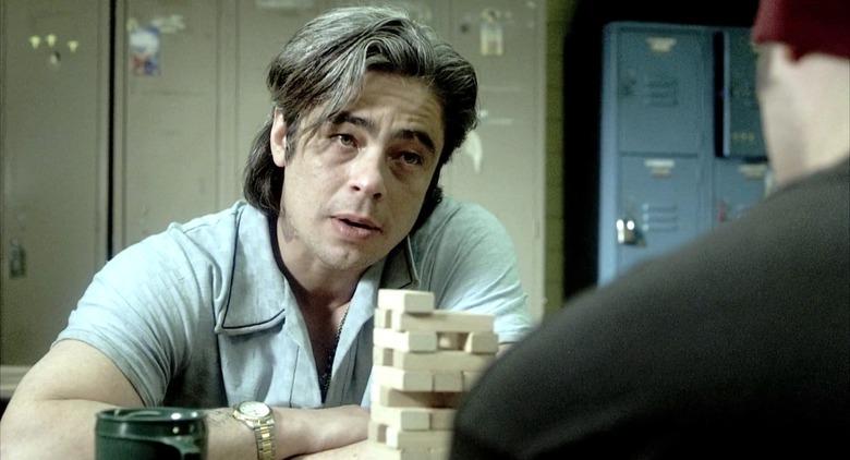 Benicio Del Toro star wars role