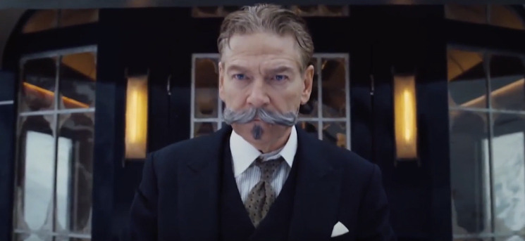 Murder on the Orient Express Trailer Song