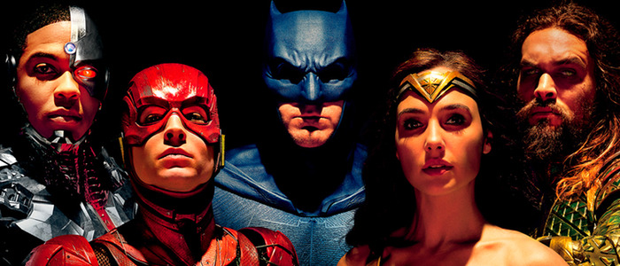 Justice League reshoots