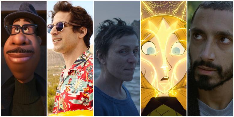 Slashfilm Best Movies of 2020