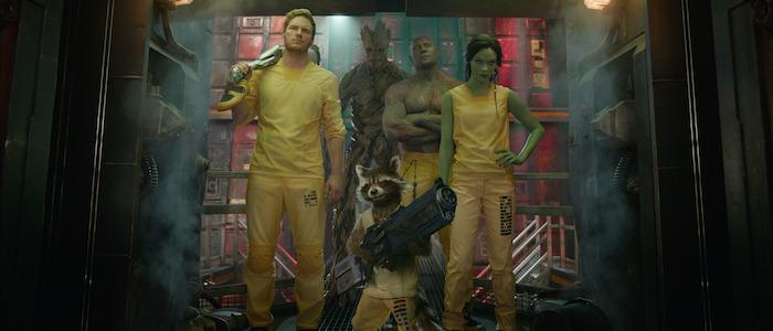 Best Scene in Guardians of the Galaxy