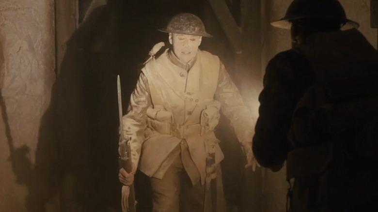 Schofield and Blake escape