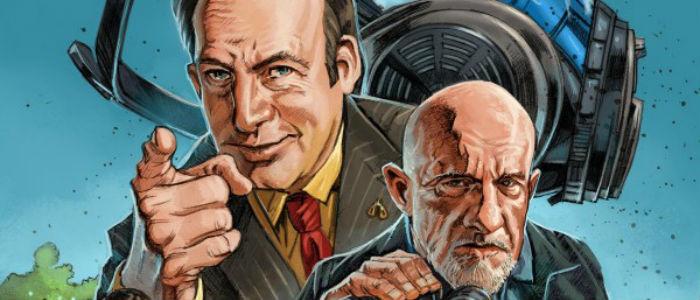 Better Call Saul Comic book