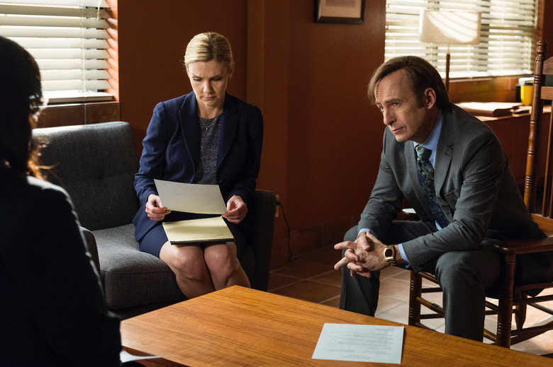 better call saul review witness