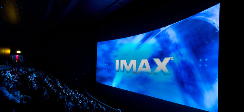 Biggest IMAX Screen