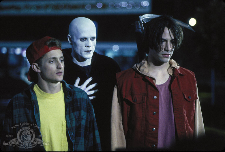 bill and ted 3 script