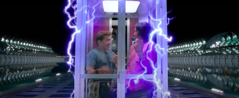 bill and ted face the music box office