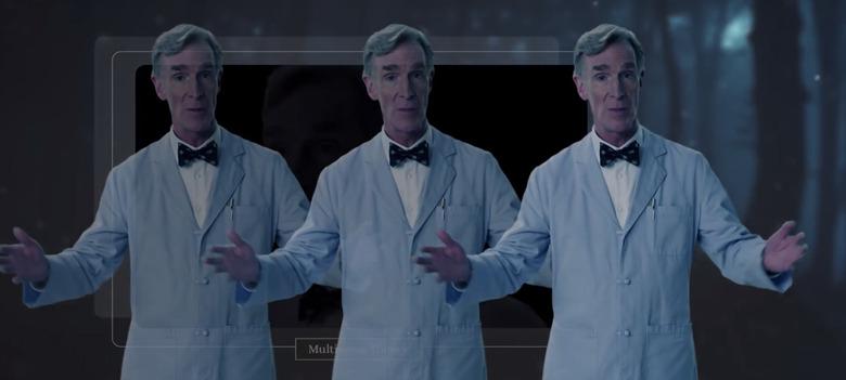 Bill Nye Explains Stranger Things