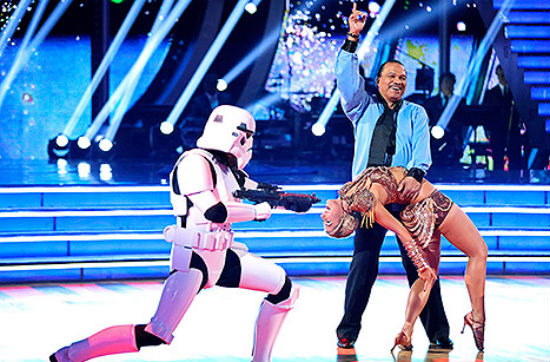 Billy Dee Williams Dancing With Stars