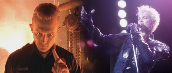 Terminator 2 - Billy Idol as T-1000