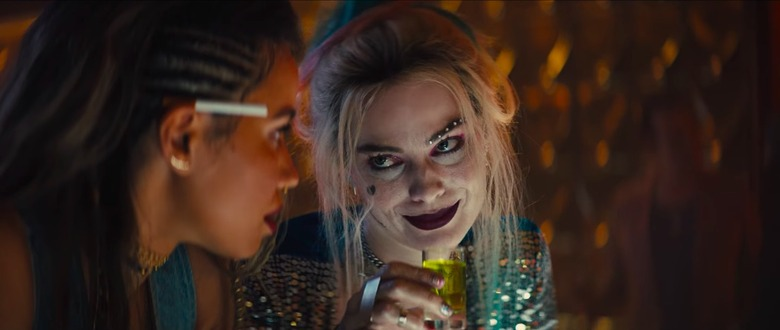 Birds of Prey and Suicide Squad Differences
