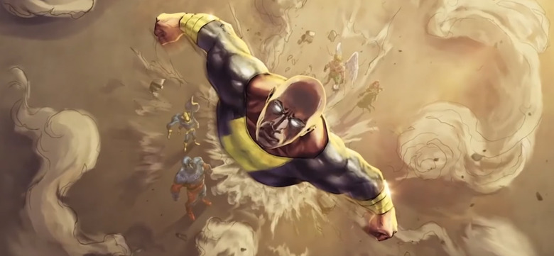 Black Adam First Look - DC FanDome