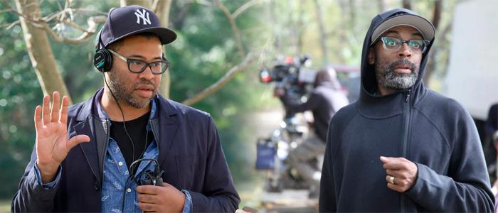 Spike Lee and Jordan Peele - Black Klansman Movie