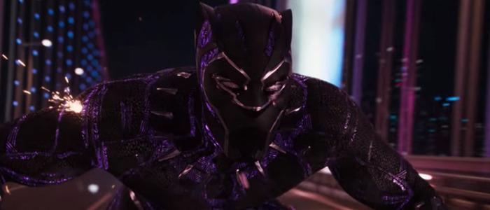 Black Panther clip