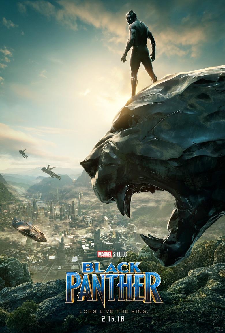 Black Panther Comic-Con Panel