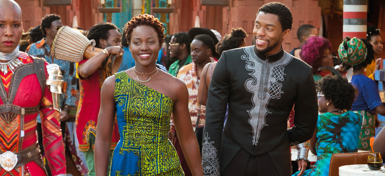 Black Panther featurette wakanda