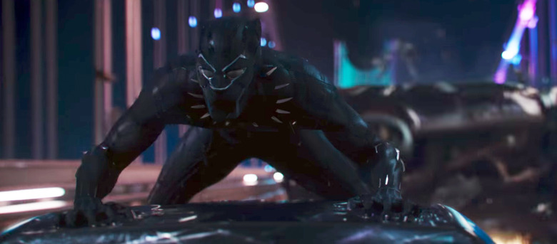 black panther influences
