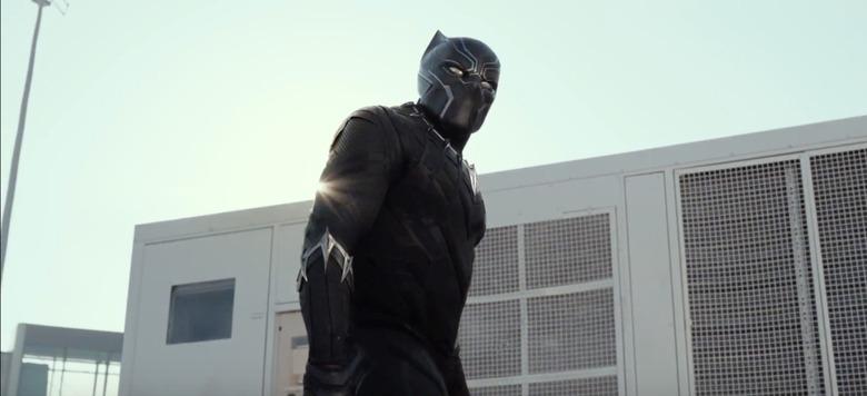 Black Panther origin story